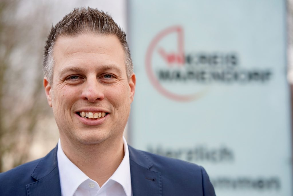 Dennis Kocker Landratskandidat Warendorf