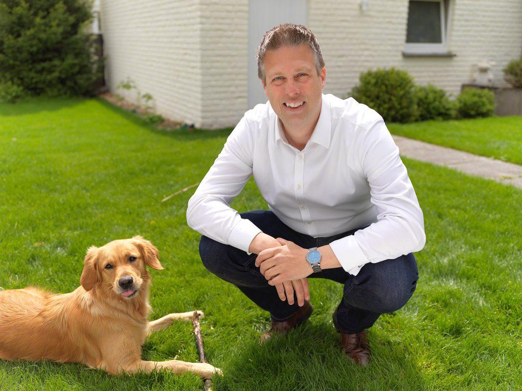 Dennis Kocker Landratskandidat Kreis Warendorf