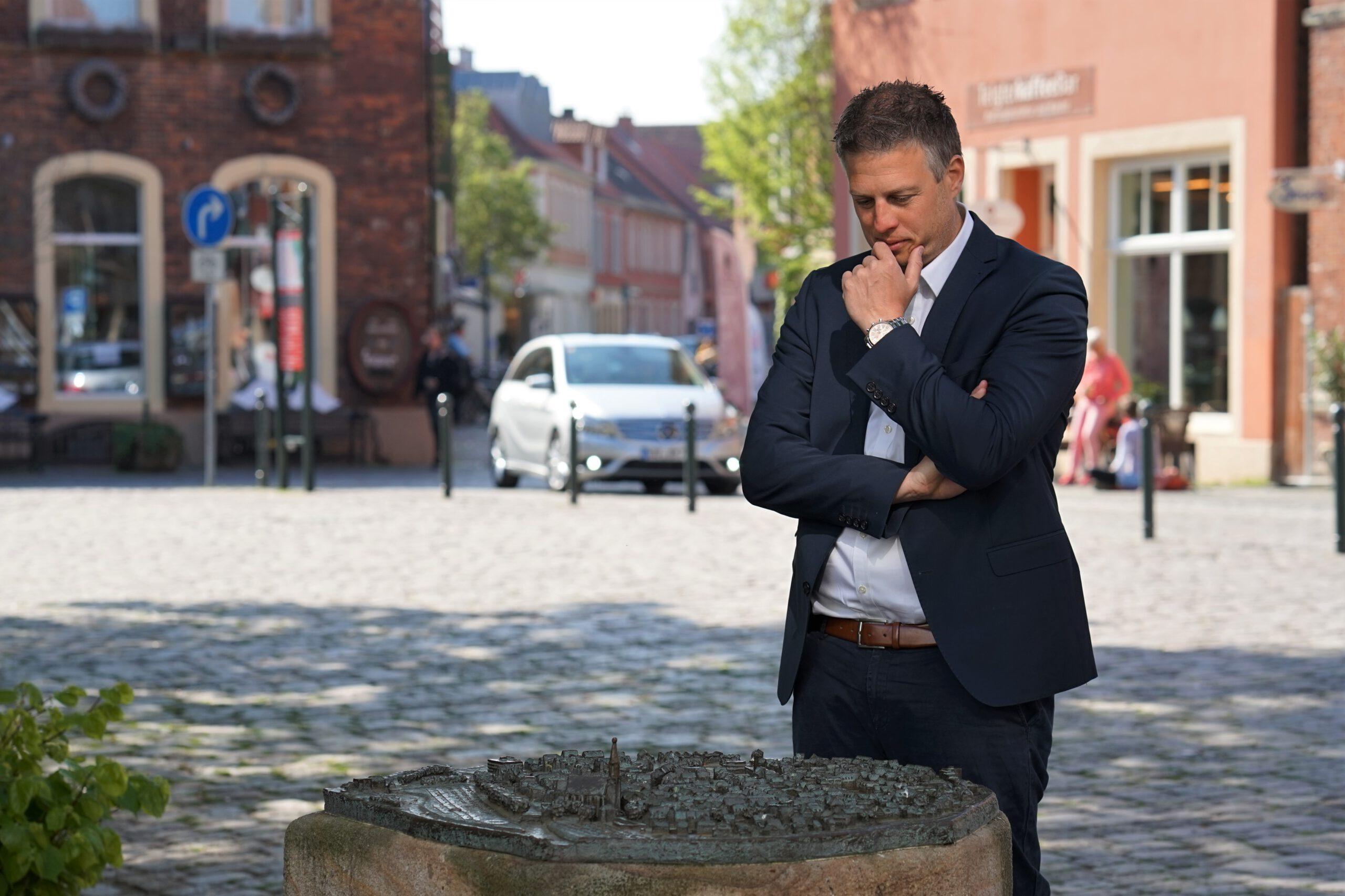 Landratskandidat Dennis Kocker zur Uneinigkeit der CDU Landräte & Oberbürgermeister